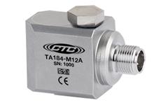 CTC双输出振动传感器TA184-M12A